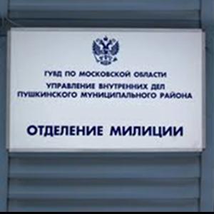 Отделения полиции Переяславки