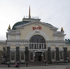 Железнодорожные вокзалы в Переяславке