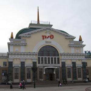Железнодорожные вокзалы Переяславки